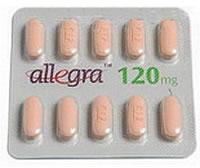 Allegra 120 mg