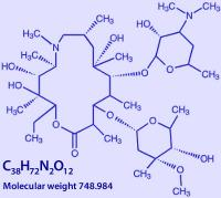 Azithromycin formula