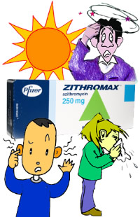 Zithromax side effects tinnitus diferencia
