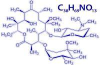 Clarithromycin formula