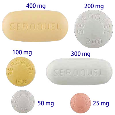 Drugs like seroquel