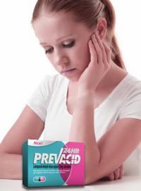 Taking Prevacid