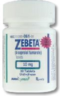 Zebeta (Bisoprolol) - Indications, Dosage, Side Effects