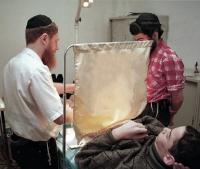 Circumcision operation