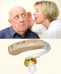 Deafness and hearing aid