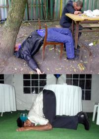 Funny alcoholics