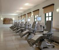 Hemodialysis room