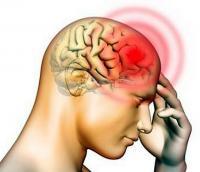Inflamed meninges