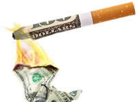 Smoking costs